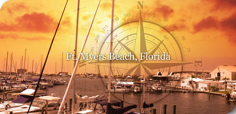 Ft. Myers Beach, FL boat yard